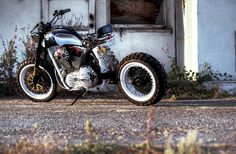 Project Cobalt Storm - Blog - Motorcycle Parts and Riding Gear - Roland Sands Design