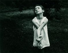 Emmet Gowin - Nancy, Danville (Virginia), 1969, cortesía de Pace/MacGill, Nueva York.