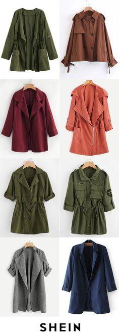 Casual coat