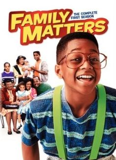One of the most popular situation comedies of the 1990s, ABC's nine-season FAMILY MATTERS (1989-98), was the brainchild of William Bickley and Michael Warren, who created the program as a spinoff of t