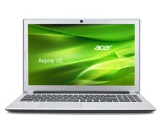 Specifications  Acer Aspire V5-551   Processor: AMD A6-4455M 2.1 GHz   Graphics : AMD Radeon HD 7500G  Display: 15.6'. Res 1366...