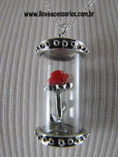 GENTE CHEGOU!!! http://iloveacessorios.com.br/produto/colar-bela-fera/