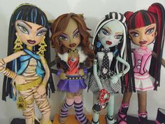 MONSTER HIGH DE EVA