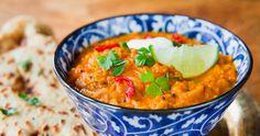 MAT Woman Jackets and Blazers denim jacket zara woman Indian Food Recipes, Vegetarian Recipes, Healthy Recipes, Ethnic Recipes, Healthy Food, Dhal Curry, Quorn, Indian Curry, Swedish Recipes
