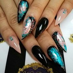 Best Nail Designs - 77 Best Nail Designs for 2018 - Best Nail Art