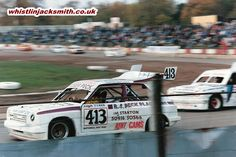 413 Roger Peck. National Hot Rods. Circa 1990