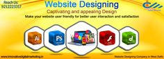 """""""Best Website Designing Company in West Delhi""""  Let's join Innovative Digital Marketing, leading web development and seo company in delhi, for cutting edge and reasonably priced services and solutions about website development, web designing, seo services, ppc services etc.  Come at Innovative Digital Marketing, best website designing company in west delhi, for best services and solutions.  Visit www.innovativedigitalmarketing.in"""