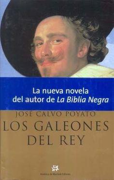 GALEONES DEL REY,LOS  JOSE CALVO POYATO  SIGMARLIBROS