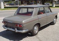 Excellent condition 1968 Datsun Bluebird PL411