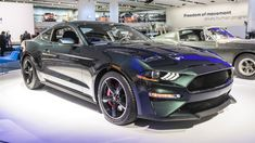 2019 Ford Bullitt Mustang Hitting Detroit