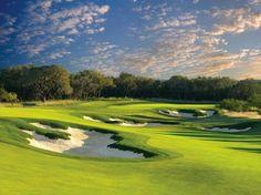 ATT Oaks Course TPC San Antonio Hole #11, JW Marriott San Antonio #golf #tpcsanantonio #jwsanantonio