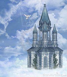 heaven's gate | 3d render of Heaven's Gate 4. By Simone Gatterwe .