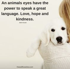 Sometimes as introverts our best friends are our pets! Puppy love :)