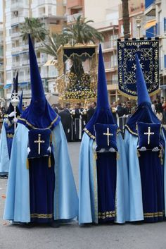 La Semana Santa de Águilas sacará a la calle cinco procesiones durante los próximos días, Foto 1