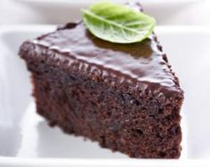 Vegan chocolate cake recipe. For when John does Lent.