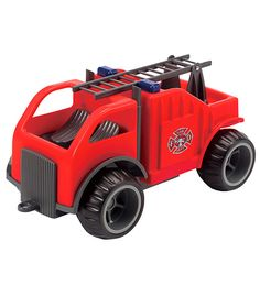Sandpit Fire Truck From Ludius from The Wooden Toybox Wooden Toy Boxes, Wooden Toys, Sand Pit, Fire Trucks, Proposal, Wooden Toy Plans, Litter Box, Wood Toys, Woodworking Toys