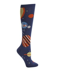 Sock It To Me Planets Knee High Socks *** Be sure to check out this awesome product.