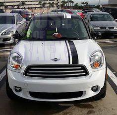 Euro-Offset-Rally-Stripe-Stripes-fit-Mini-Countryman-Paceman-Clubman-Cooper-S