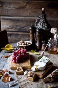 autumn wine taste food