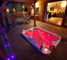 1000 Images About Bed Spa On Pinterest Jacuzzi