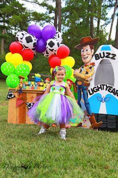 Buzz Lightyear Dress Buzz Lightyear Tutu Dress by GlitterMeBaby, $65.00