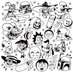 Tattoo Design Drawings, Small Tattoo Designs, Tattoo Sketches, Tattoo Designs Men, Mini Tattoos, Cute Tattoos, Small Tattoos, Kritzelei Tattoo, Doodle Tattoo