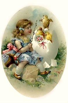 Easter Art, Easter Crafts, Vintage Easter, Vintage Holiday, Vintage Greeting Cards, Vintage Postcards, Easter Wallpaper, Alcohol Ink Crafts, Easter Season