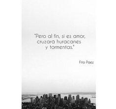 Si es amor... #frases  #frases en español