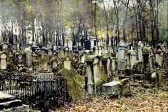 old cemeteries | Old Jewish Cemetery, Tarnow