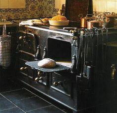 the loaves of bread has this oven seen