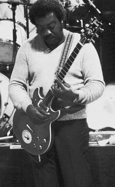 """Joe """"Guitar"""" Hughes (September 29, 1937 – May 20, 2003 was a blues musician, from Houston. An inventive and versatile performer, Hughes was equally happy with slow blues, Texas shuffles and old R&B hits.  In the 1960s he worked for Little Richard's old group the Upsetters, and next as a member of Bobby """"Blue"""" Bland's band in the 70s."""