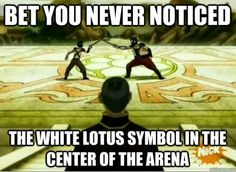 He's a member of the White Lotus!!! He even gave Sokka a white Lotus Piece!!! Did you even remember!!! He just didn't show up during the final battle!!!