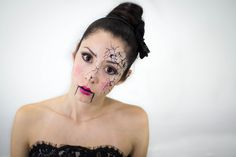 Halloween Broken Doll