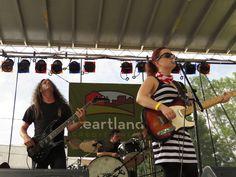 Lydia Loveless at Orton Park Festival 2014