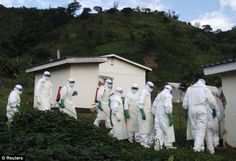 Several Britons quarantined for Ebola amidst claims the virus may be airborne   The Extinction Protocol