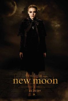 Twilight 2: New Moon (Jane)