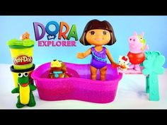 Shopkins Sugar Easter Egg Inspired Playdoh Frosting DohVinci DIY Play Doh Vinci Fun Season 2 Craft - YouTube