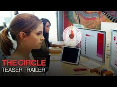 Teaser Trailer and Poster for THE CIRCLE Starring Emma Watson and Tom Hanks