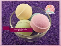 How to Make Bath Bombs | Stay at Home Mum