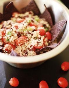 Vegetarian Mexican Quinoa Salad | Free People Blog #freepeople