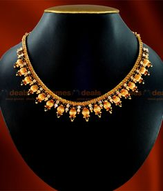 Image from http://www.gamesndeals.com/image/catalog/Everest%20Gold%20Covering/Necklace%20Designs/NCKN06-gold-plated-jewellery-beaded-red-white-stone-necklace-party-wear-south-indian-jewelry-online-1-480.jpg.