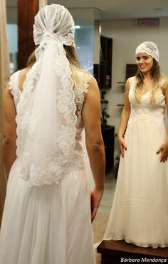 Vestido de noiva da Camila