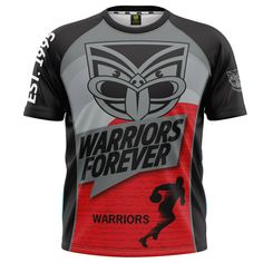 595bbc88c97 NRL Team Toddler T- Shirts New Zealand Warriors #fashion #sporting #goods #