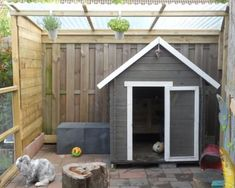 All sorts of rabbit housing idea for you to view. Great ideas, lots of fun and ways to make your bunnies& housing an attractive feature in the garden& as well as a fantastic environment for. Bunny Sheds, Rabbit Shed, Rabbit Hutch Plans, Outdoor Rabbit Hutch, Rabbit Farm, Rabbit Run, Rabbit Hutches, Bunny Cages, Rabbit Cages