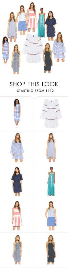 """""""best sale offer"""" by denisee-denisee ❤ liked on Polyvore featuring Stateside, Lisa Marie Fernandez, Theory, Current/Elliott, Star Mela, Monrow and vintage"""