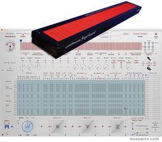 Continuum Fingerboard released with New System Presets and EaganMatrix Synth Capabilities Technology Magazines, Music Industry, Electronic Music, Pitch, Keyboard, Software, Audio, Music Instruments, Notes