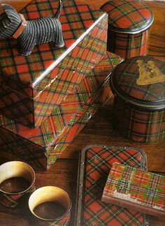 collectible tartanware