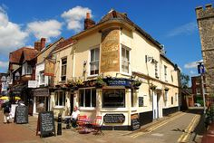 The Cricketers, Canterbury, England | From Paul Moore