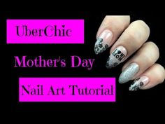 New video up on my Dixie Girlxox YouTube channel.  UberChic Mother's Day Nail Art Tutorial  #uberchic, #mothersday, #magpiegelcolour, #magpieglitter, #goodgollymissmolly, #lola, #dixieplates, #bigredstamper, #stamping, #nails, #nailstamping, #howtostamp, #nailart, #stampingnailart, #nailstamps, #nailtutorial, #nailarttutorial, #diynails, #diynailart, #stampingplates, #nailstamp, #newstampingplates, #easynailstamping, #howtostampyournails, #diystamping, #gelpolish