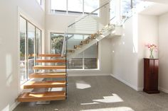 Bungalow transformation Bungalow, Home And Family, Stairs, Home Decor, Stairway, Decoration Home, Room Decor, Staircases, Home Interior Design